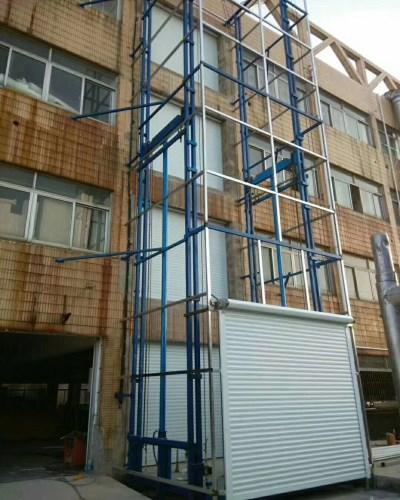 云南使用的导轨式升降货梯